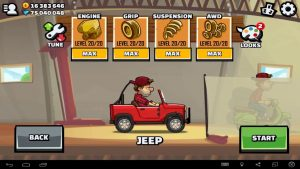 hill climb racing 2 hack apk